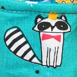 chaussons souple enfant Créations & Bouts d'Chiffons