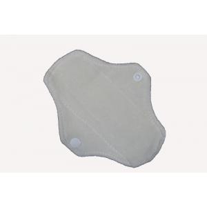 Protège slip imperméable lavable - face intime en velours de coton Bio